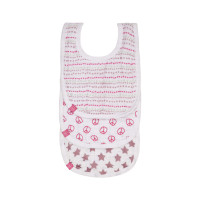 Muslin Bib Value Pack Sweet Dreams girls