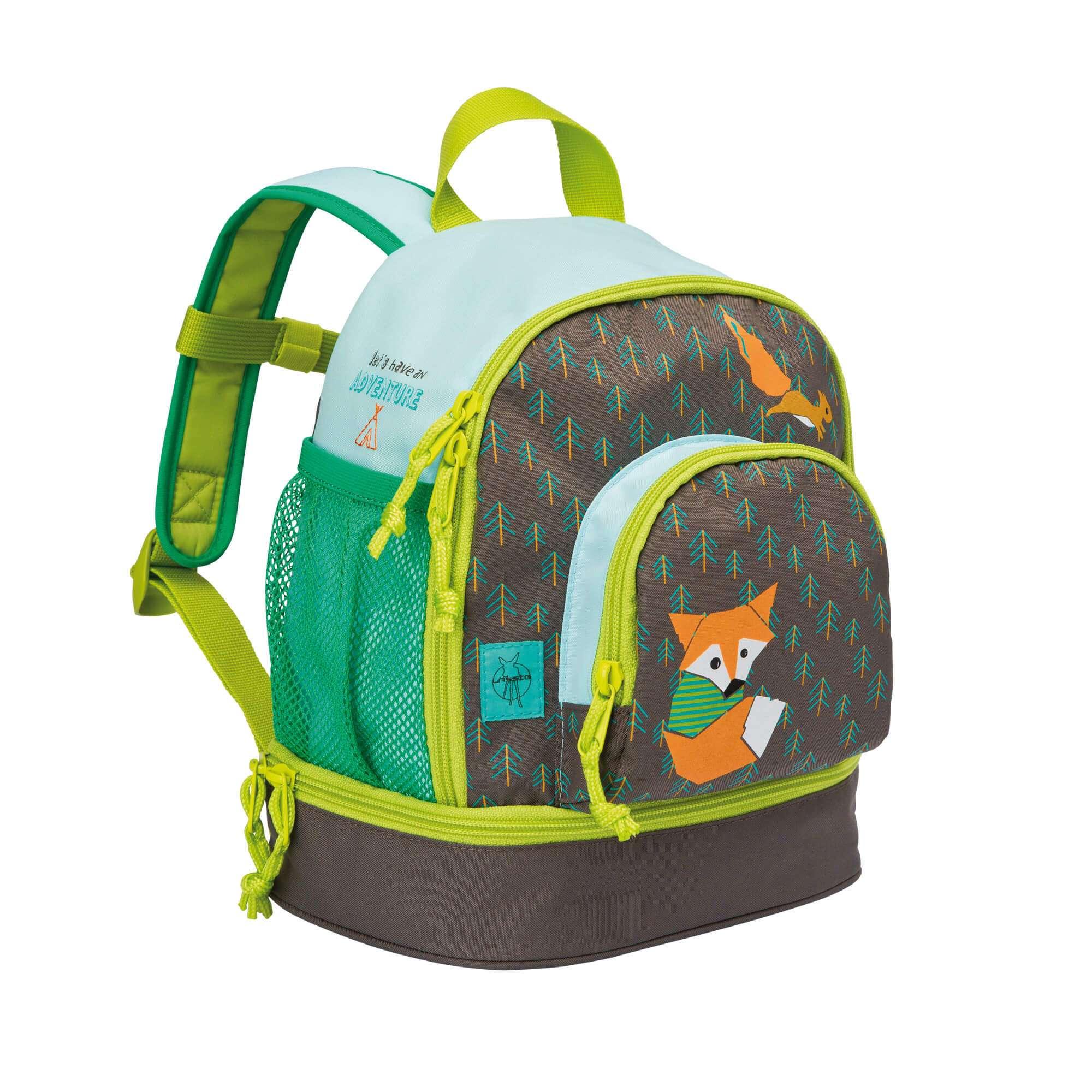 3711676c25 LASSIG Mini Backpack Little Tree - Fox