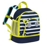 Kinderrucksack Mini Backpack, Little Monsters Bouncing Bob