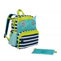 Kinderrucksack Medium Backpack, Little Monsters Bouncing Bob