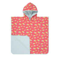 Kinder Badetuch - Beach Poncho, Pineapple