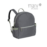Wickelrucksack Marv Backpack, Grey