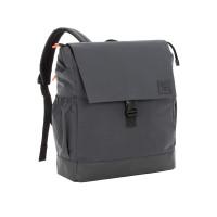 Wickelrucksack - Little One & Me Backpack reflective Big, Black