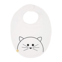 Lätzchen Bib Waterproof Medium, Little Chums Cat