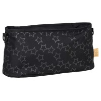 Buggy Organizer, Reflective Star black