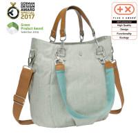 Wickeltasche Mix 'n Match Bag, light grey