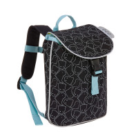 Kinderrucksack -  Mini duffle Backpack, Spooky Black