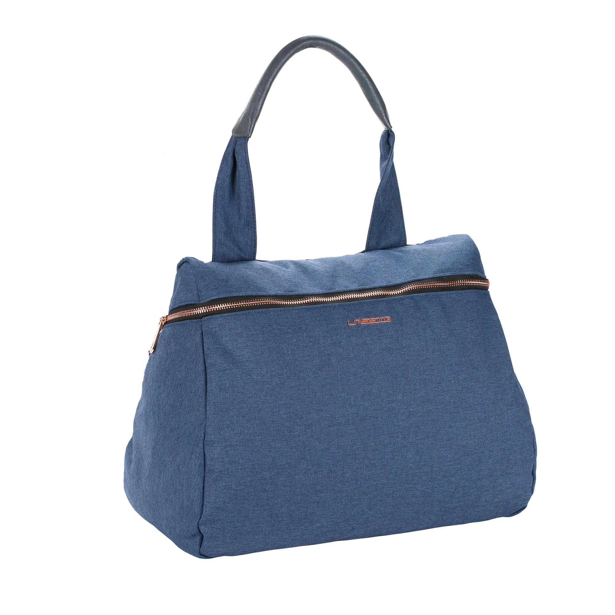 lassig glam rosie diaper bag blue lassig usa. Black Bedroom Furniture Sets. Home Design Ideas