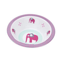 Schüssel Bowl Melamin, Wildlife Elephant