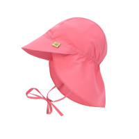 Kinder Sonnenhut - Sun Protection Flap Hat, Sugar Coral