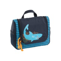 Kulturtasche Mini Washbag, Shark ocean
