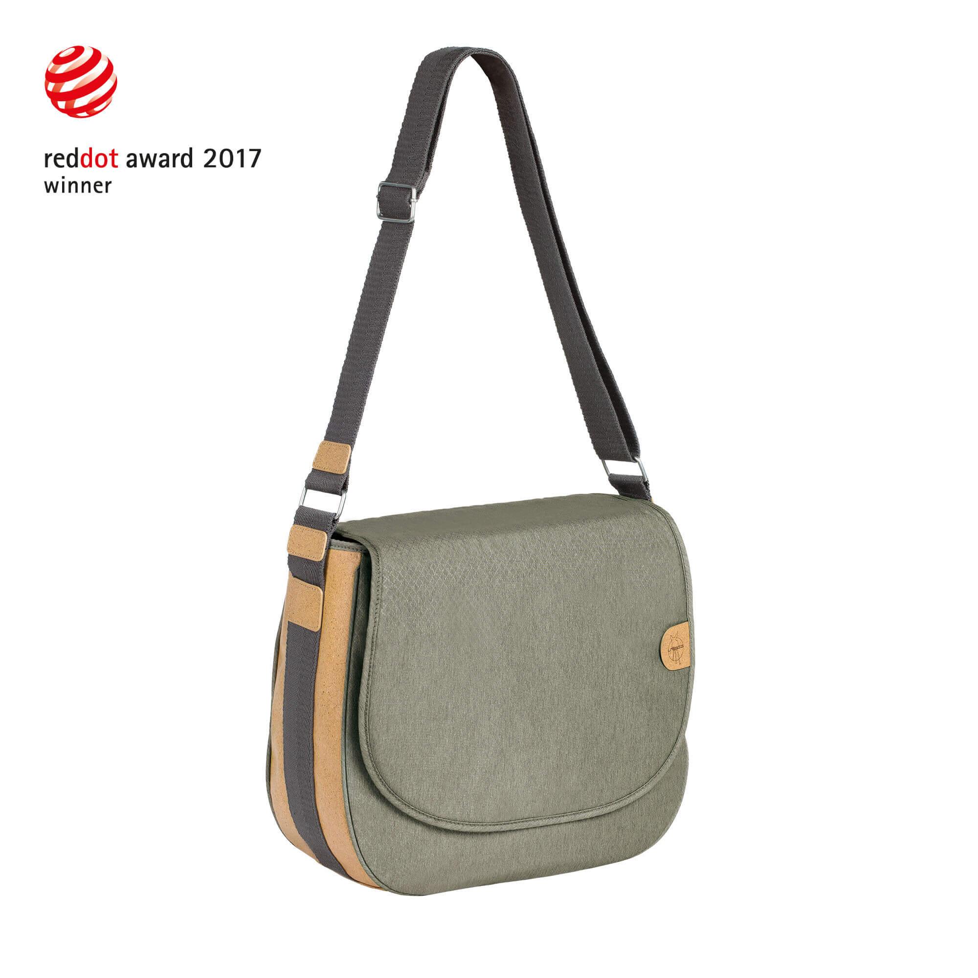 lassig green label saddle spin dye diaper bag gold m lange lassig usa. Black Bedroom Furniture Sets. Home Design Ideas