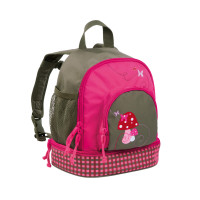 Rucksack Mini Backpack, Mushroom magenta
