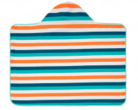 Handtuch Hooded Towel Boys, Multistripe