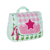 Kulturtasche Mini Washbag, Starlight magenta
