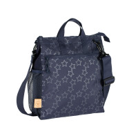 Kinderwagentasche Buggy Bag, Reflective Star Navy