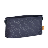 Kinderwagentasche Buggy Organizer, Reflective Star Navy