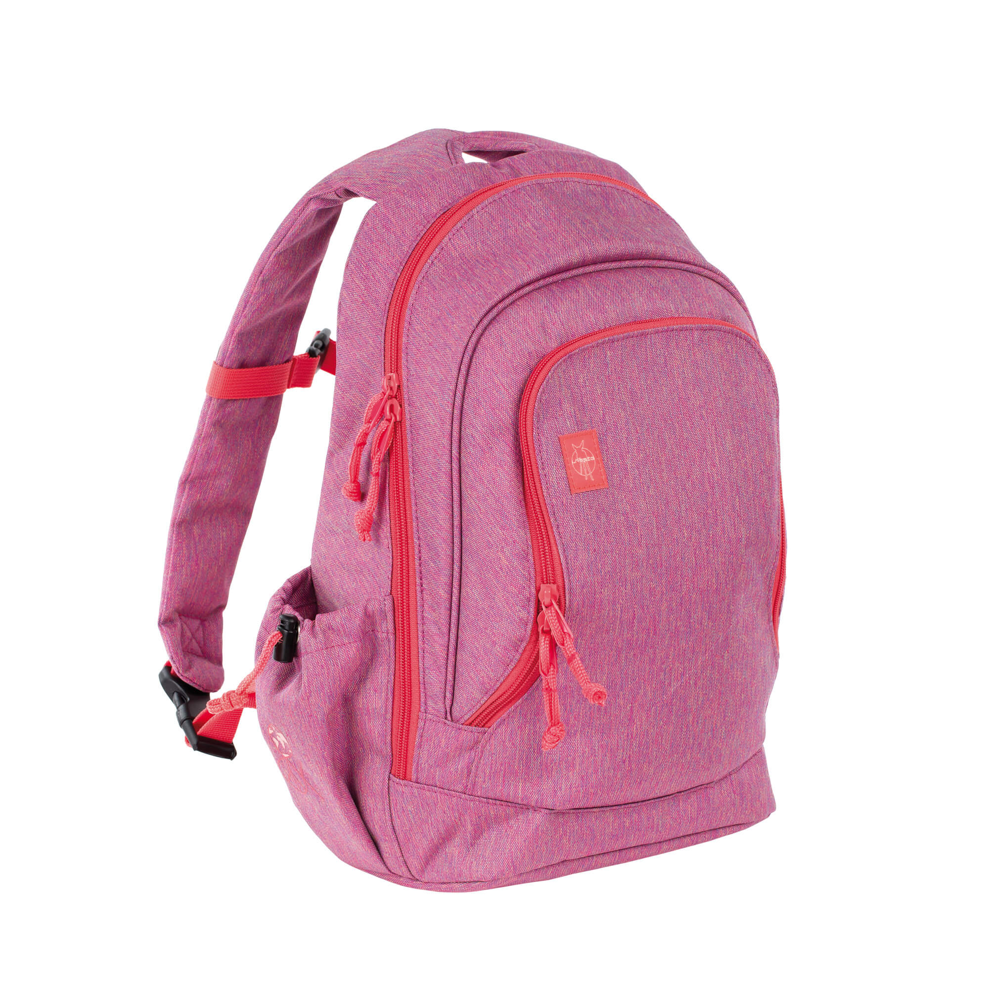 lassig big backpack about friends m lange pink lassig usa. Black Bedroom Furniture Sets. Home Design Ideas