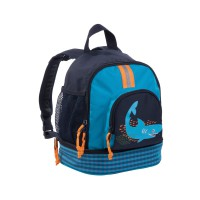 Rucksack Mini Backpack, Shark ocean