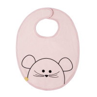 Lätzchen Bib Waterproof Medium, Little Chums Mouse