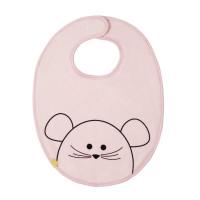 Lätzchen Bib Waterproof Medium, Little Chums Mouse