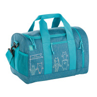 Sporttasche - Mini Sportsbag, About Friends Mélange Blue