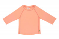 Kinder UV-Shirt - Long Sleeve Rashguard, Peach