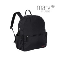 Wickelrucksack Marv Backpack, Black