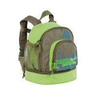Rucksack Mini Backpack, Crocodile granny