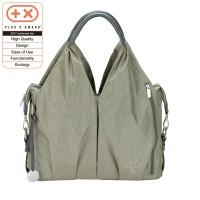 Wickeltasche Green Label Neckline Bag Spin Dye, Gold Mélange