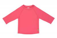 Kinder UV-Shirt - Long Sleeve Rashguard, Sugar Coral