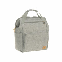 Wickelrucksack -  Goldie Backpack, Bouclé beige