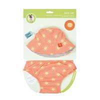 Swim Set girls - Swim Diaper & Hat, Sun