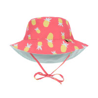 Sonnenhut für Kinder - Sun Protection Bucket Hat, Pineapple