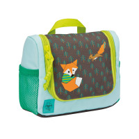 Kulturtasche Mini Washbag, Little Tree Fox